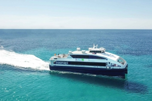 From Return Ferry Ticket to Formentera