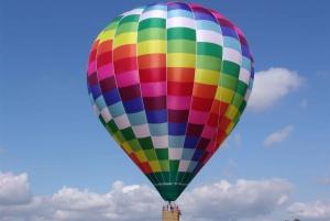 Hot Air Balloon Ride over Ibiza