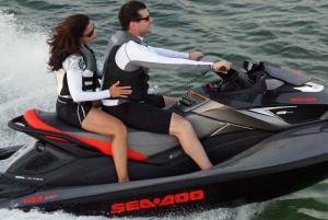 Ibiza: 20-Minute Jet Ski Rental with Transfer