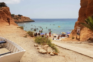 Ibiza: 4 Wheel Drive Guided Safari Tour