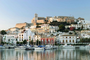 Ibiza Airport Shuttle Bus Transfer and Ferry to Formentera