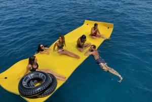 Ibiza: All-inclusive Boat tour To Es Vedra and Formentera