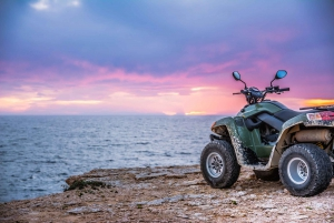 Ibiza: ATV Quad Sightseeing Tour