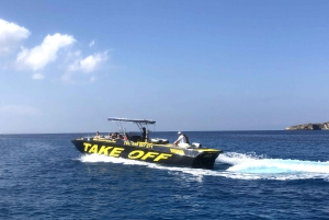Ibiza: Boat, Beach and Cave Tour