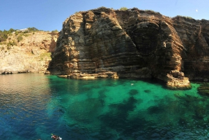 Ibiza: Cave and Beach Hopping Private Boat Tour
