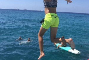 Ibiza: Family Boat Cruise with Lunch
