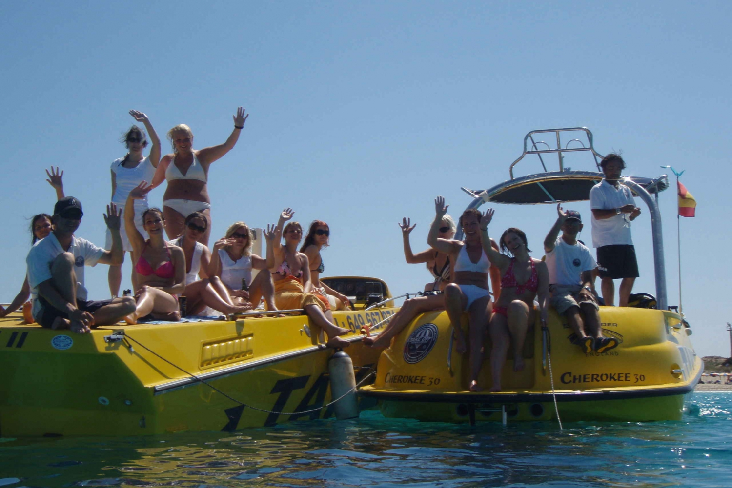 Ibiza Full-Day Boat Rental