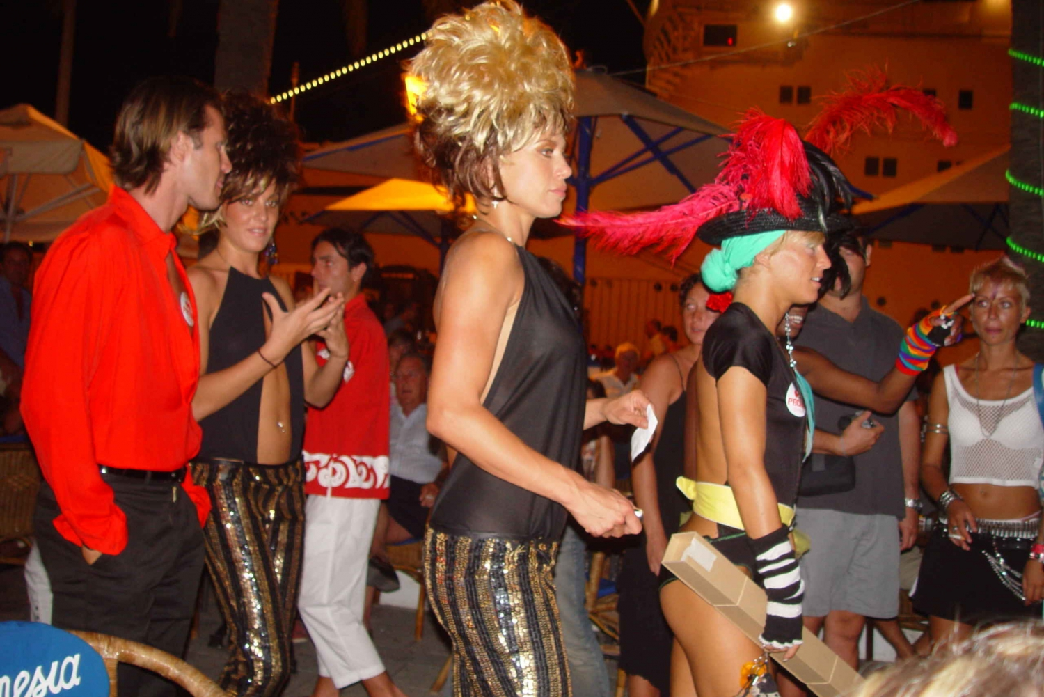 Ibiza Old Town Excursion by Night
