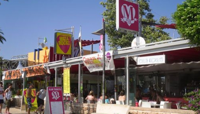Ibiza Rocks Diner @ Bar M