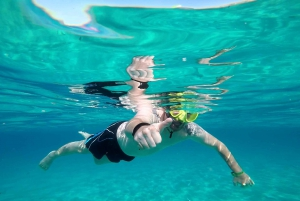 Ibiza: Snorkeling, Sunset Beach and Cave Boat Trip