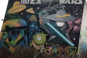 Ibiza Street Art Private Tour by Bike