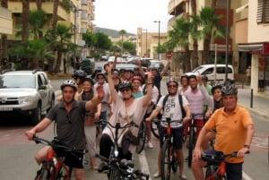 Ibiza: Town Highlights Tour by Bike