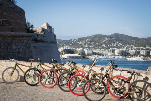 Ibiza Town Private Sightseeing Tour by Bike