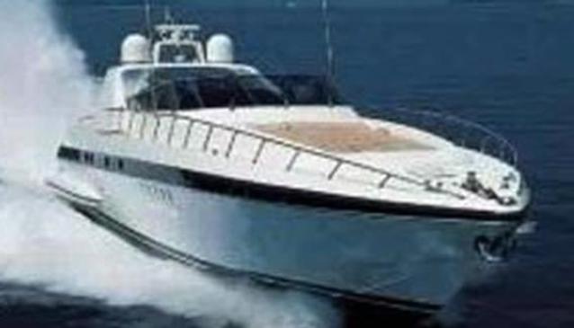 Mangusta 80 Luxury Yacht - Boats Ibiza