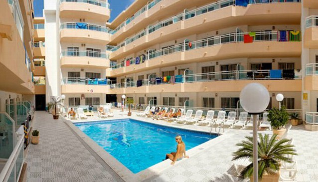Playa Sol II Apartments