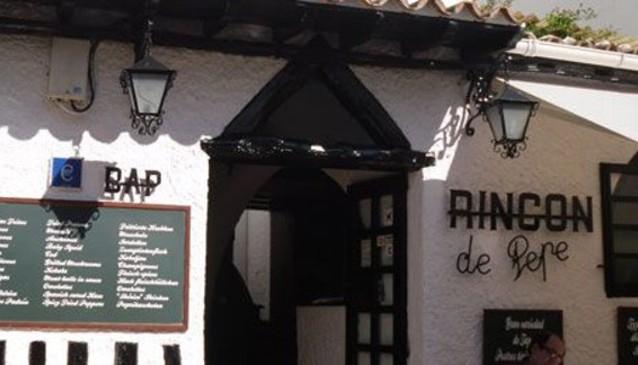 Rincon de Pepe San Antonio