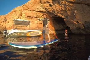 Sant Antoni de Portmany: SUP & Snorkel Excursion