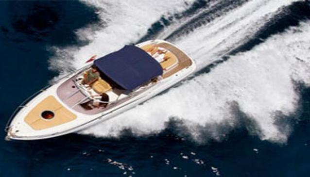 Sessa 32 speed boat - Boats Ibiza