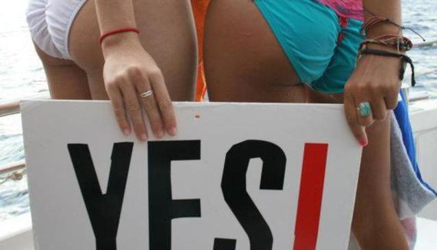 Yes! Ibiza Boat Party