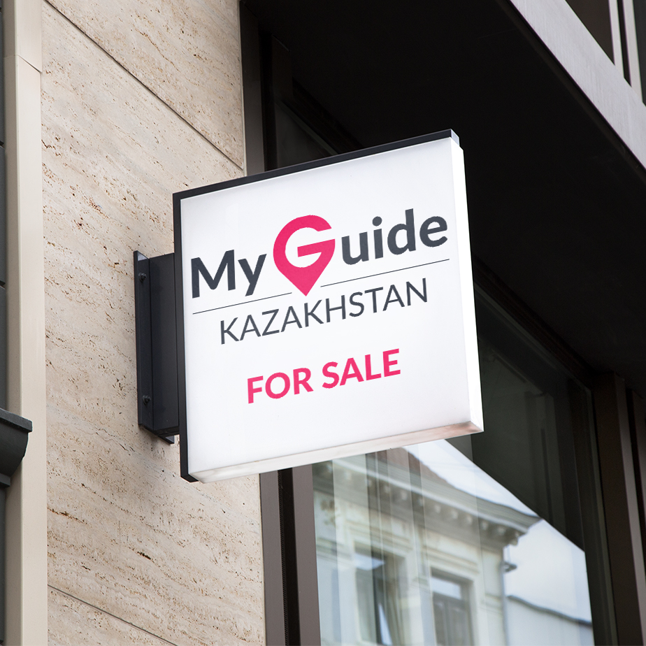 My Guide Kazakhstan For Sale