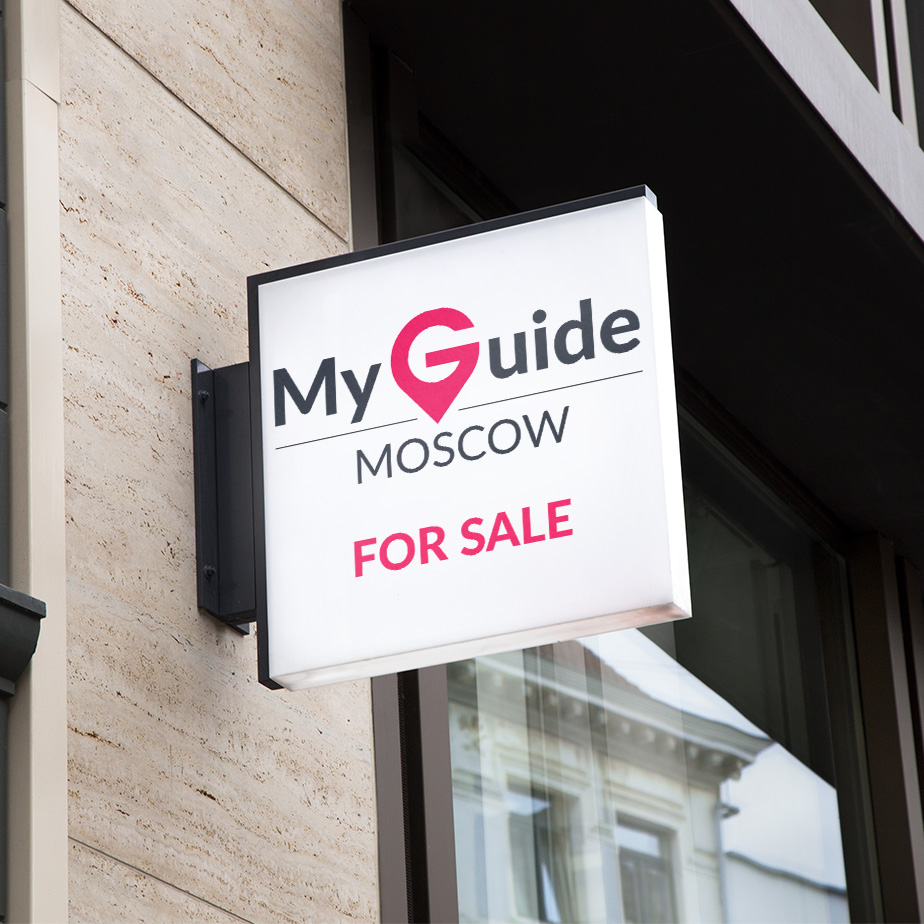 My Guide Moscow For Sale