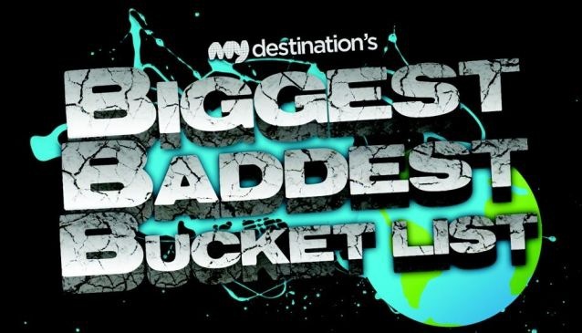 The Biggest Baddest Bucket List - Isle of Wight