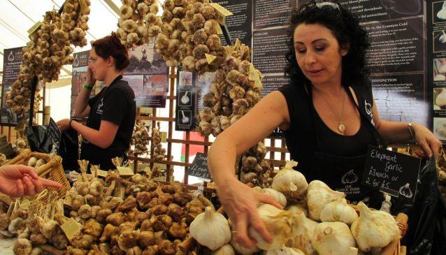 The Garlic Festival