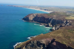Bournemouth: Jurassic Coast Private Sightseeing Flight