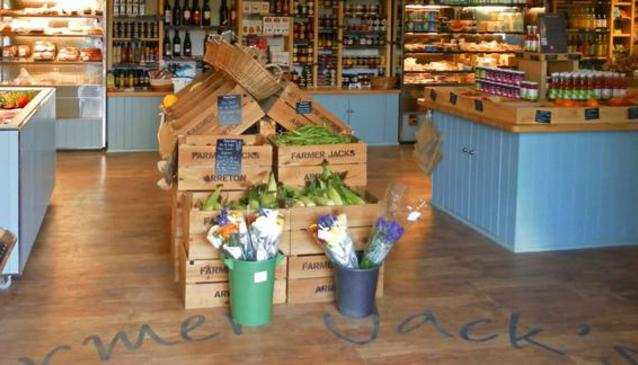Farmer Jack's Farm Shop
