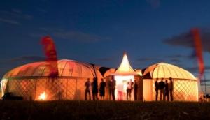 Island Yurts