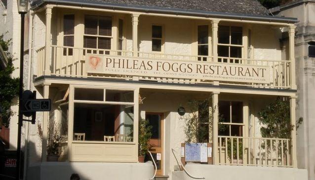 Phileas Foggs Restaurant