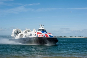 Portsmouth: Hovercraft Flight to the Isle of Wight