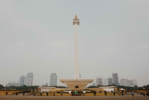 National Monument and Miniature Indonesia Tour