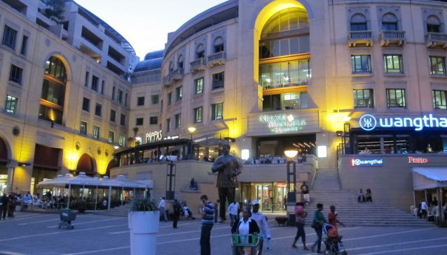 Sophisticated Sandton