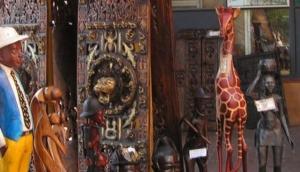 African Craft Market