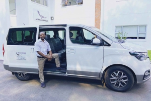 Airport Transfer with City & Soweto Tour