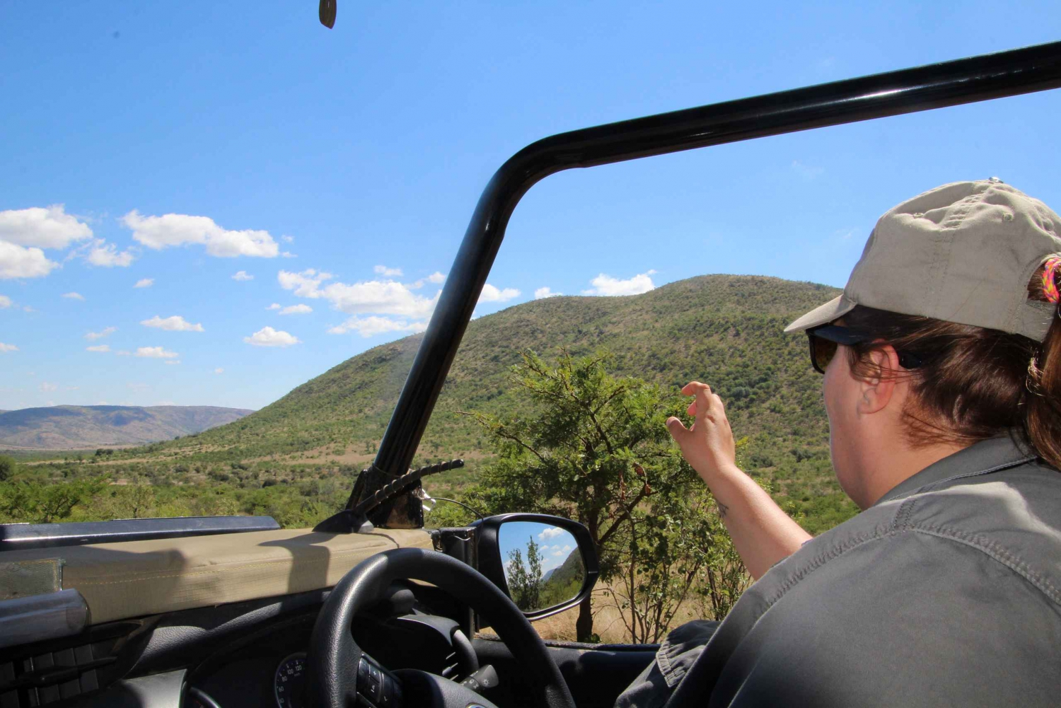 From Pilanesberg Ultimate Full-Day Safari Tour