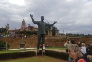 From Pretoria Half Day Tour