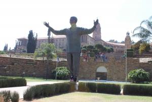 From Pretoria, Soweto & Apartheid Museum Tour