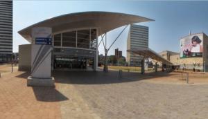 Gautrain Park Station