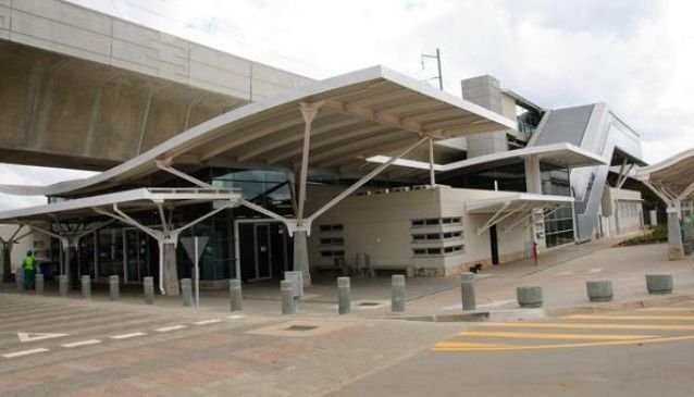 Gautrain Rhodesfield Station