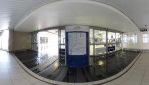 Gautrain Station, OR Tambo Airport