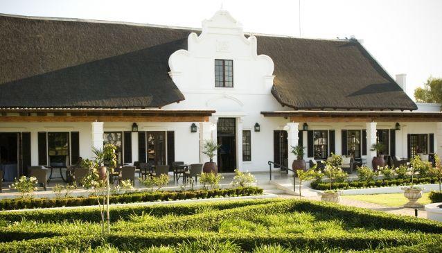 Granita Restaurant at Kievits Kroon