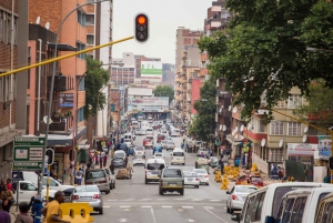 Johannesburg: Airport Transfer with City & Soweto Tour