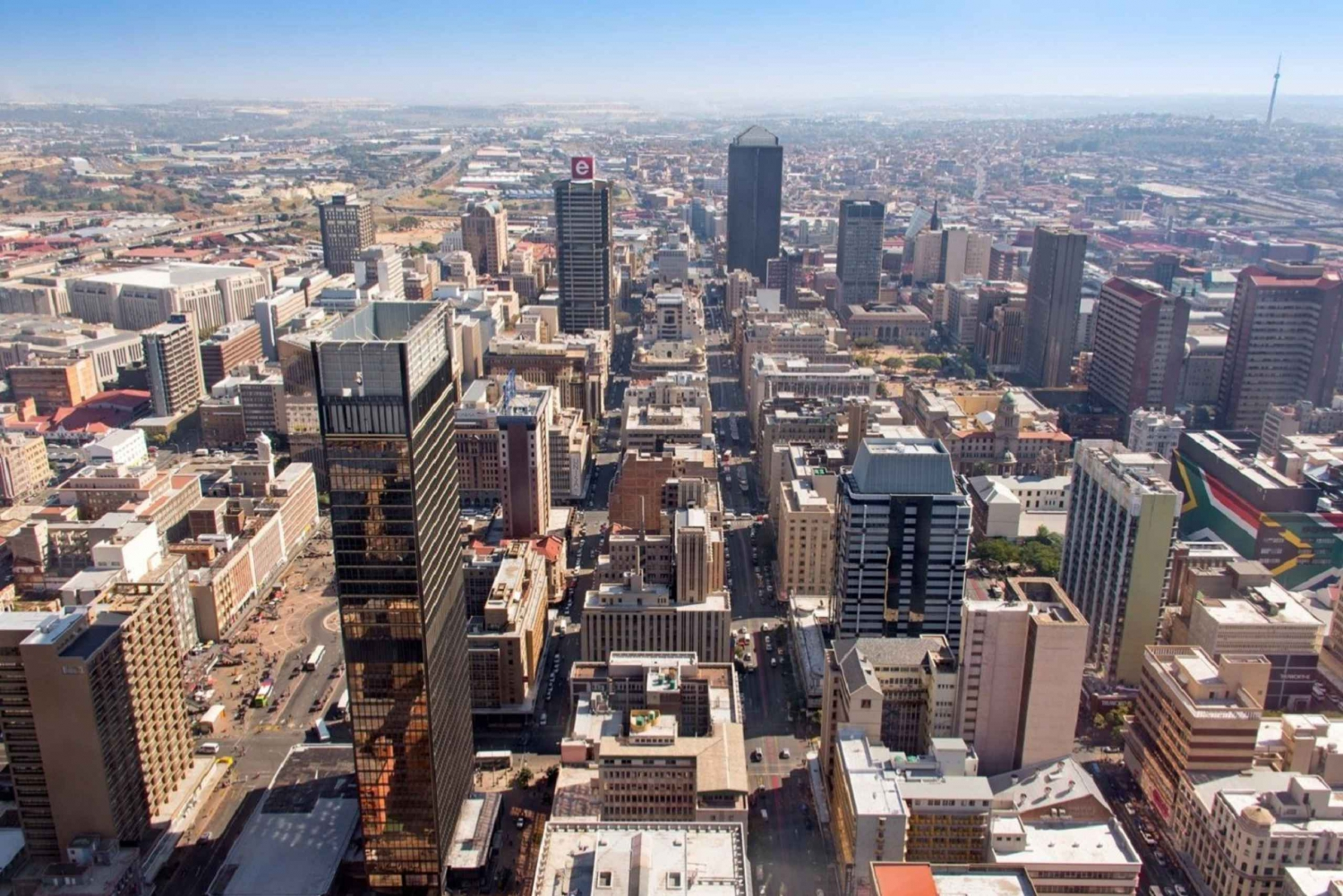 Johannesburg and Soweto: Half Day Tour
