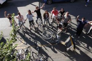 Johannesburg: East City Cycle Tour