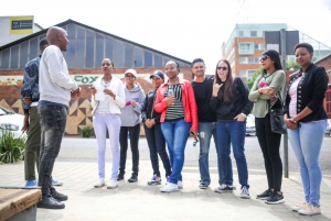 Johannesburg: Maboneng Walking Tour