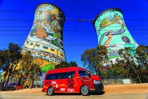 Johannesburg: Soweto Night Tour