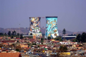 Johannesburg: Soweto Tour with Lunch
