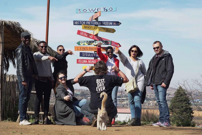 Small Group Soweto Bike Tour w/ a Local